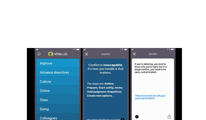 VitalTalk App | VitalTalk