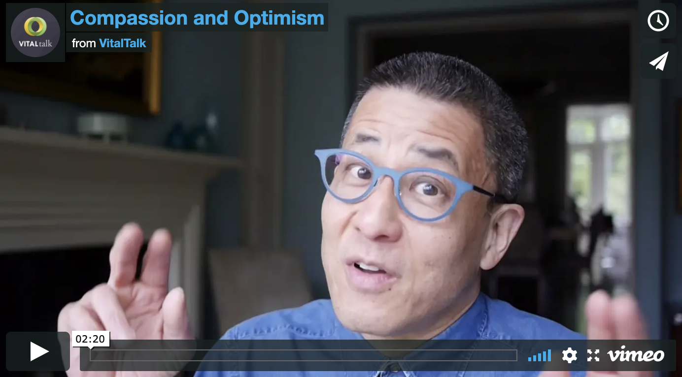 Does optimism make you compassionate?