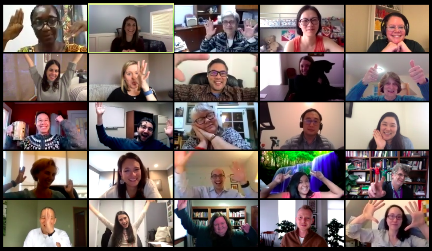 Faculty Development R1 is back (virtually!)